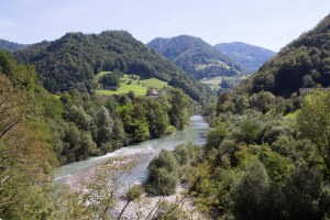 Slovenia is a hilly country!