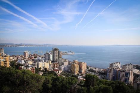 Albania's port city of Durres