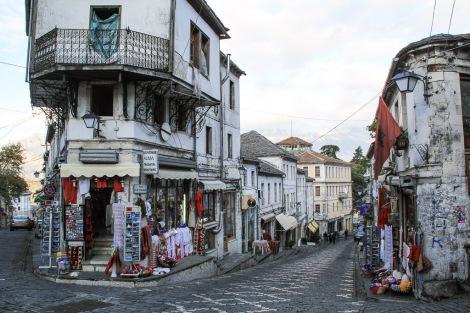Gjirokaster - the birthplace of Hoxha