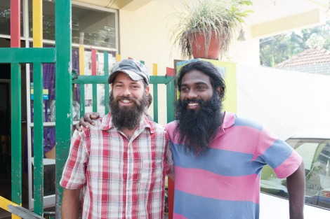 Beard buddies