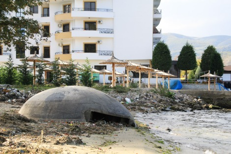 Sad bunker