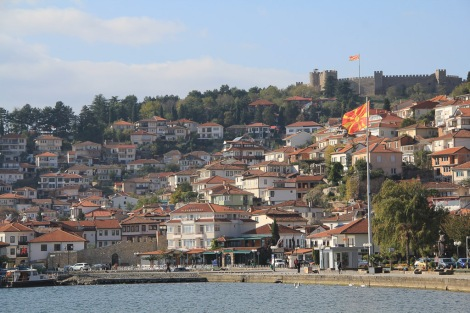 Ohrid in the morning..