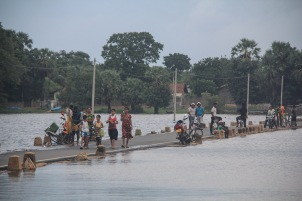 The final causeway to Mullativu