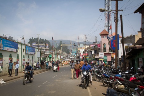 Ooty centre