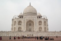If you don't want to visit India to see the real Taj then you have two options....